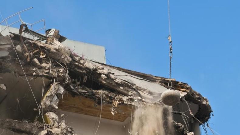 Nichts für ungut: Gescheiterter Abriss eines Gebäudes beschert Dallas neue Sehenswürdigkeit