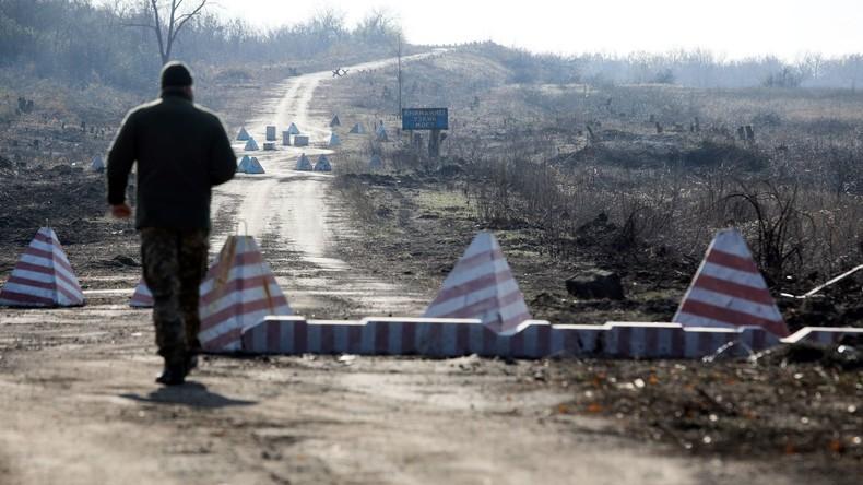 Kämpfe im Donbass haben wieder zugenommen – 2.300 Explosionen in sechs Stunden