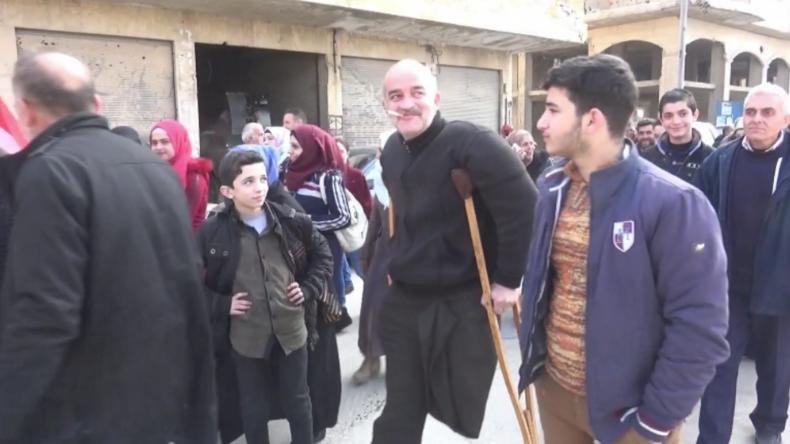 Nach Befreiung in Provinz Idlib: Vertriebene kehren nach Jahren in ihre Häuser zurück