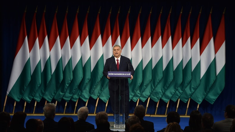 Ungarischer Ministerpräsident Orbán: Europa liegt nicht in Brüssel