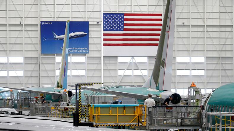 """Jetzt auch """"Fremdkörper"""" in Treibstofftanks – Kein Ende der Pannenserie bei Boeing 737 MAX"""