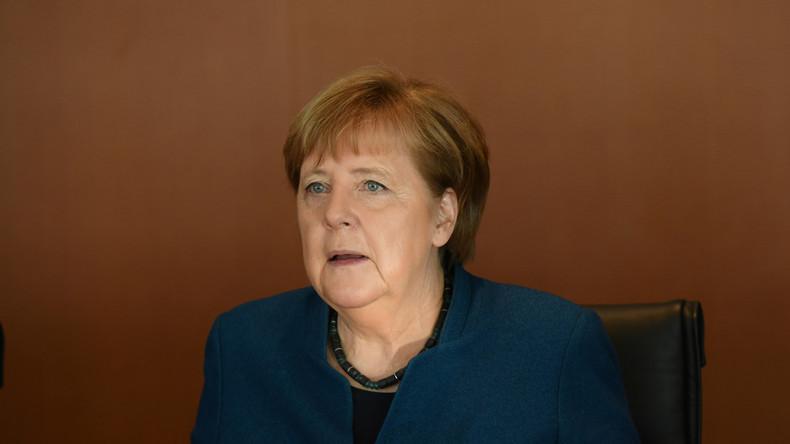 Angela Merkel äußert sich zum Hanau-Massaker (Video)