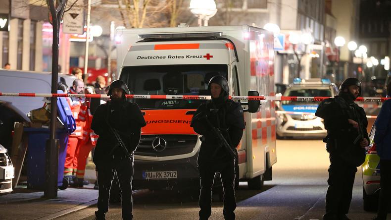 LIVE aus Hanau: Bürgermeister Claus Kaminsky äußert sich zum Massaker