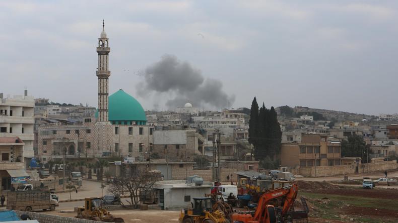 Russland: Türkischer Einmarsch in Idlib wäre schlimmstes Szenario