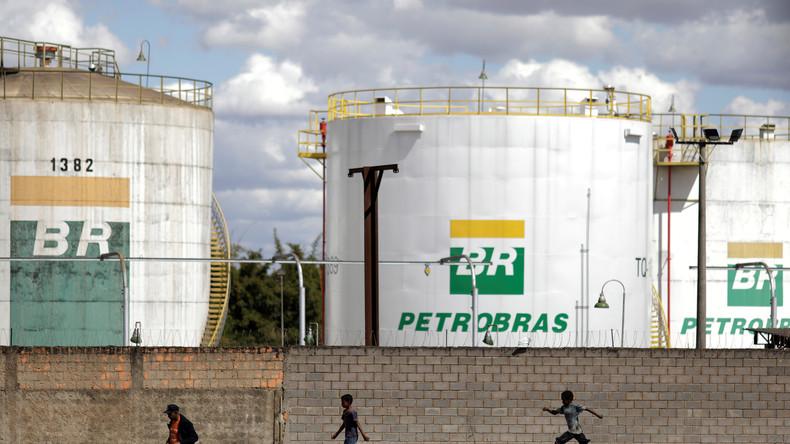 Neuer Rekord: Brasiliens Ölproduktion steigt im Januar um 20 Prozent