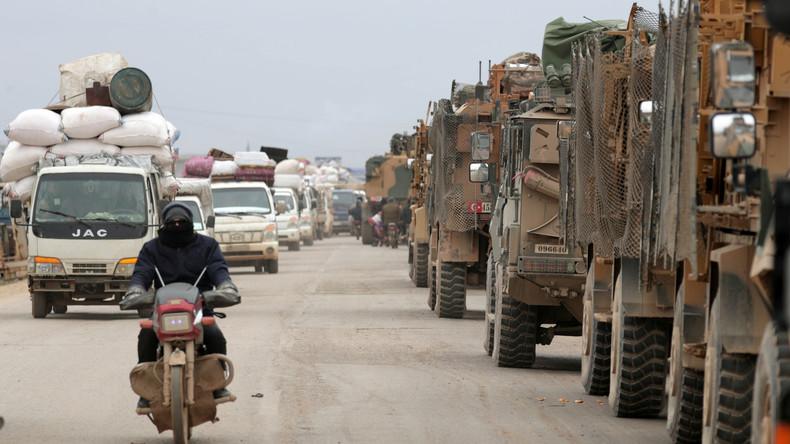 Idlib: Das gefährliche Endspiel im Syrienkrieg (Video)