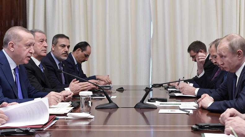 Maria Sacharowa: Moskau bleibt wegen der Idlib-Situation mit Ankara in Kontakt