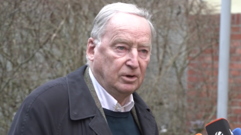 """Gauland wirft Kramp-Karrenbauer """"schäbige Instrumentalisierung gegen AfD"""" wegen Hanau vor"""