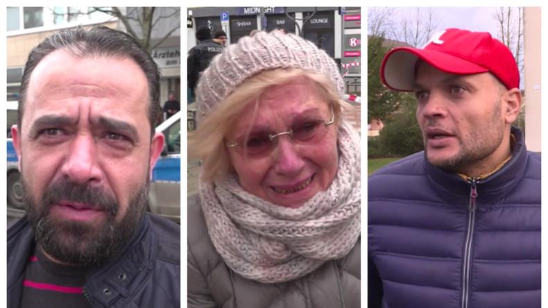 Hanau unter Schock: Bekannte, Freunde und Zeugen der Terroropfer äußern ihre Gedanken zum Anschlag