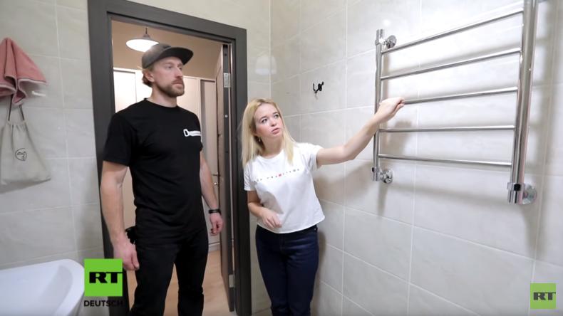Ehemann für eine Stunde, Mittrinker, mobile Massage: Einmal in Russland testet Services für Zuhause