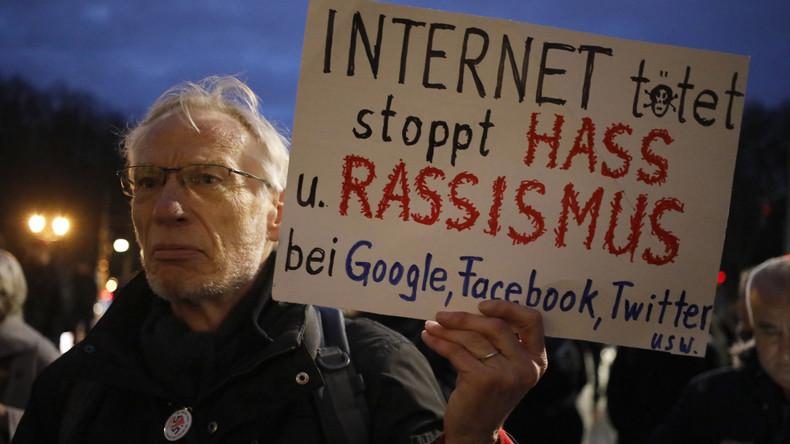 """Mit Meldepflicht und Datenauskunft gegen """"Hass und Hetze"""" im Internet"""