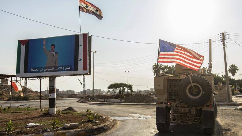 Syrien: Pentagon weiß nichts über Verbleib von Waffen im Wert von 700 Millionen US-Dollar (Video)