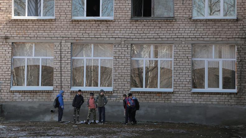 Russland: 19-Jähriger zu acht Jahren Gefängnis wegen Vorbereitung eines Schulmassakers verurteilt