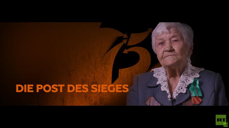 #PostDesSieges: Veteranin Jekaterina Djomina wartet auf eure Briefe