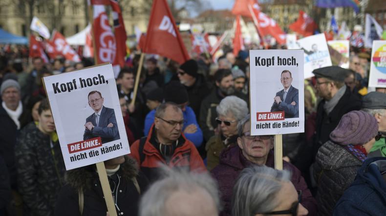 Thüringen: Weg zu Neuwahlen im Jahr 2021 ist frei