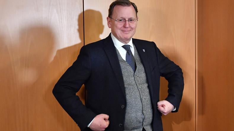 """""""Verrat"""": Kritik aus den Reihen von CDU und AfD an Einigung in Thüringen"""