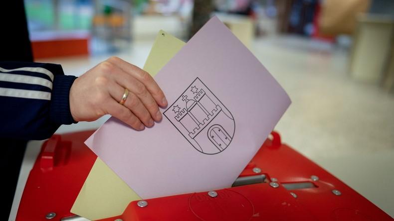 Live-Ticker zur Bürgerschaftswahl in Hamburg: Klarer Wahlsieg für Rot-Grün – AfD offenbar draußen