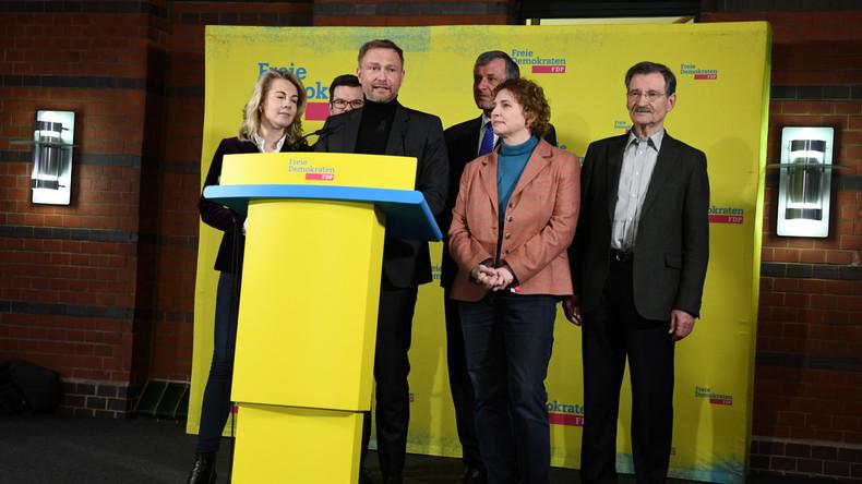Wegen Panne bei Auszählung: FDP verliert Stimmen