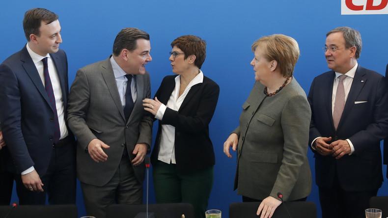 Parteikreise: CDU wählt Ende April oder Anfang Mai neuen Vorsitzenden