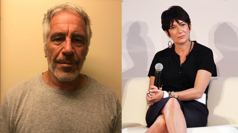 """Epstein-Komplizin laut Zeugin: """"Jeffrey und ich haben alle auf Video"""""""