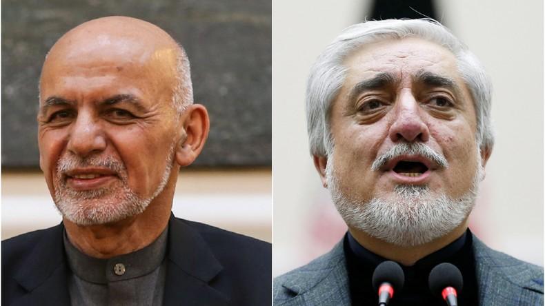 Afghanistan: Ghani und Abdullah streiten um Präsidentschaft