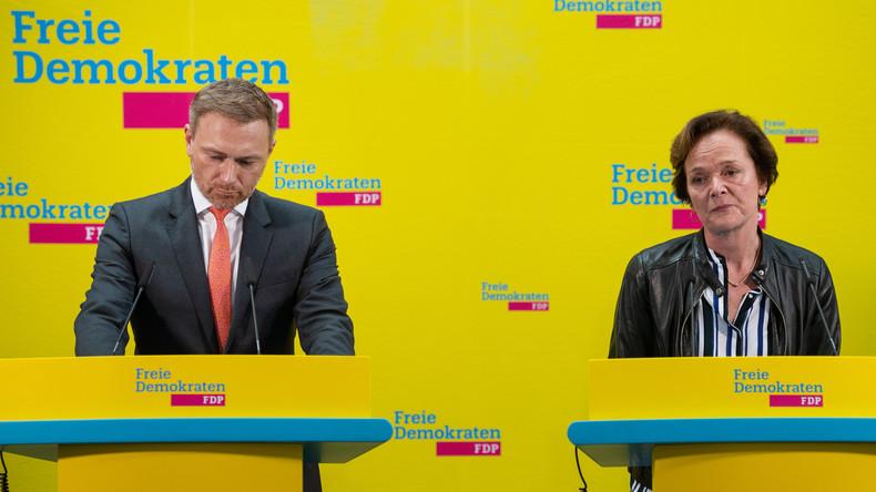 Hamburg-Wahl: FDP scheitert an Fünfprozenthürde