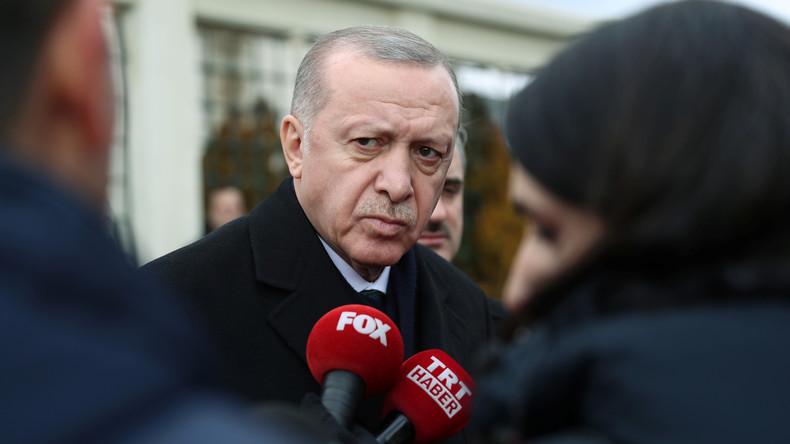 Experte: Erdoğan ist in der Klemme, das Russland-Syrien-Szenario in Libyen ist nicht aufgegangen