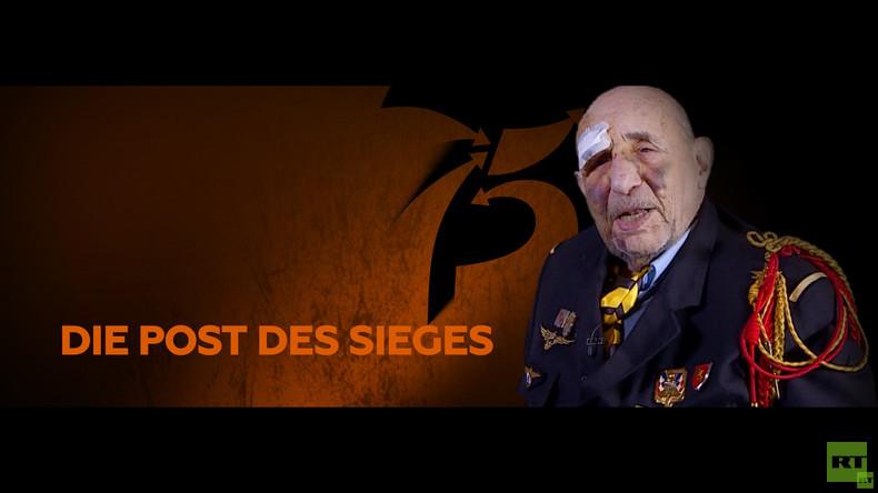 #PostDesSieges: Veteran René Billottet wartet auf eure Briefe