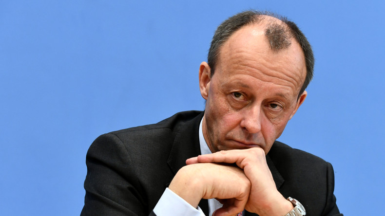 """Merz will's wissen: """"Spiele bei CDU-Vorsitz auf Sieg"""" (Video)"""
