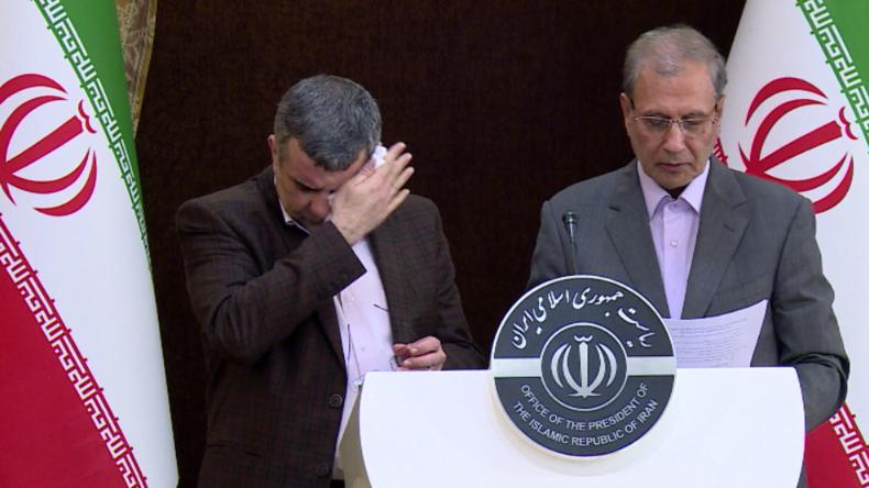 Nach Auftritt mit Husten und Fieber: Irans Vize-Gesundheitsminister mit Coronavirus infiziert