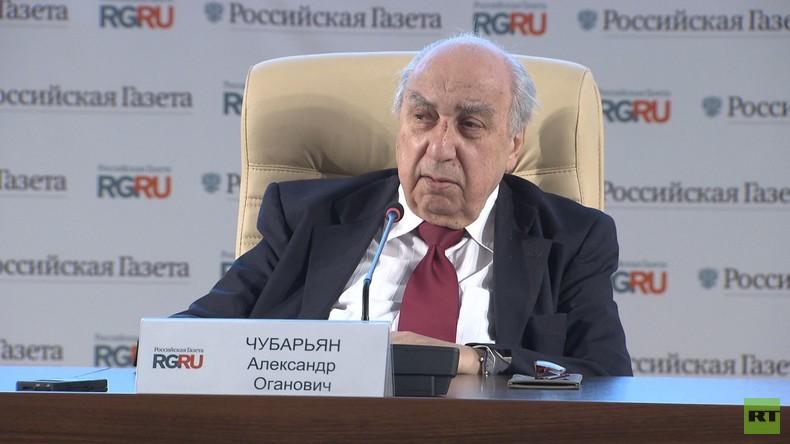 """Russischer Historiker über die Geschichte Osteuropas nach 1945: """"Wir sind offen für Diskussionen"""""""