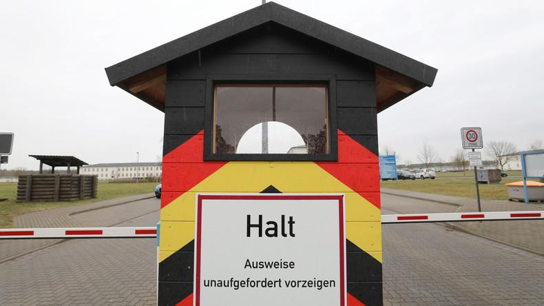 Soldat mit Verdacht auf Coronavirus nahe Köln - Bundeswehr riegelt Stützpunkt ab