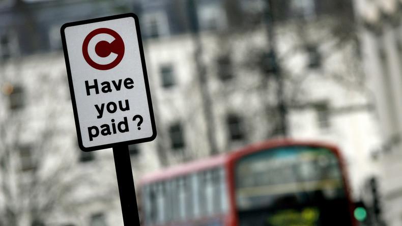 Londoner Innenstadtmaut: Briten veröffentlichen Ranking der Nichtzahler – US-Botschaft ganz oben