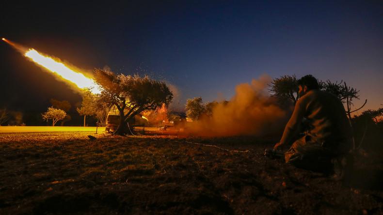 Syrien: Kämpfe in Idlib gehen weiter – Ankara bekräftigt Drohung gegen syrische Armee
