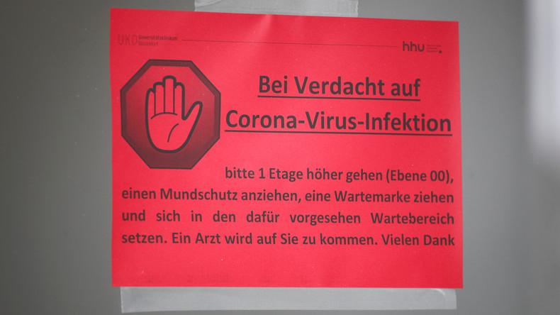 Coronavirus: Immer mehr Fälle in Europa – auch Deutschland betroffen (Video)