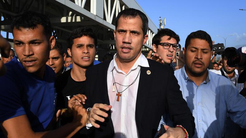 "Infantil: USA ""tun"" einfach so, als sei Maduro weg (Video)"