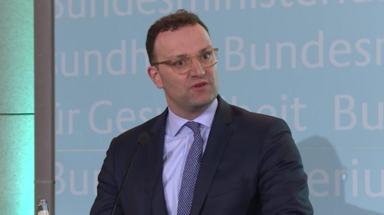 Infektionsketten außer Kontrolle - Spahn spricht von Beginn einer Corona-Epidemie in Deutschland