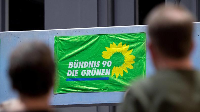 """""""Klimapakt"""" für Deutschlands Konkurrenzfähigkeit: Grüne suchen Schulterschluss mit Großindustrie"""