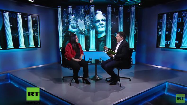 """Sevim Dağdelen zu Gast bei RT: """"Anhörung wurde teilweise ohne Assange begonnen"""""""