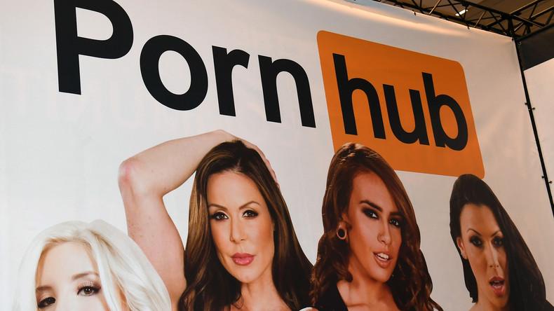 Pornhub in Menschenhandel involviert? US-Amerikanerin sagt Sex-Portal den Kampf an