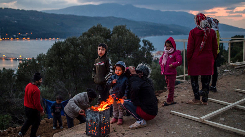 Wegen Flüchtlingswelle aus der Türkei: Griechenland verstärkt Grenzkontrollen