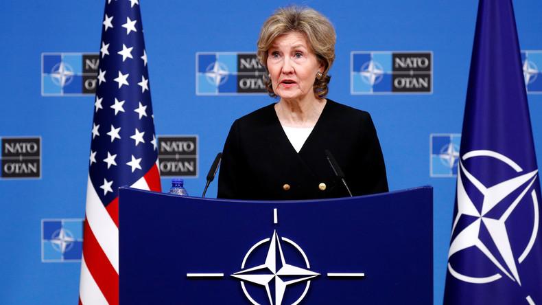 US-Vertreterin bei der NATO nach dem Luftangriff in Idlib: Türkei muss jetzt S-400 aufgeben