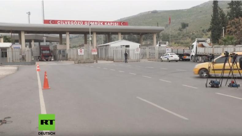 LIVE von der türkisch-syrischen Grenze nach Tod türkischer Soldaten