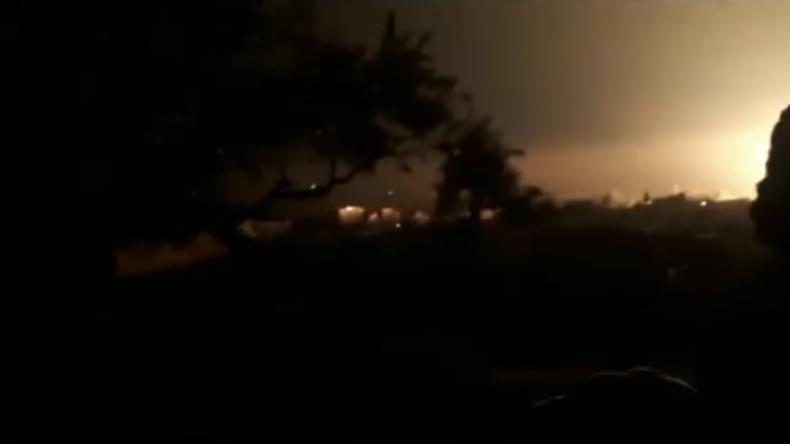 Eskalation in Idlib: Videos zeigen Kämpfe und offenbar tödlichen Angriff auf türkische Soldaten