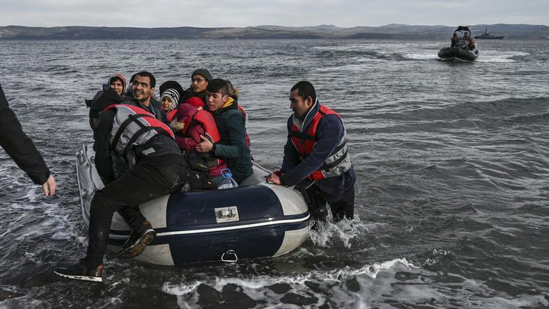 Mindestens 72 Stunden: Erdoğan erpresst EU und NATO mit offenen Grenzen