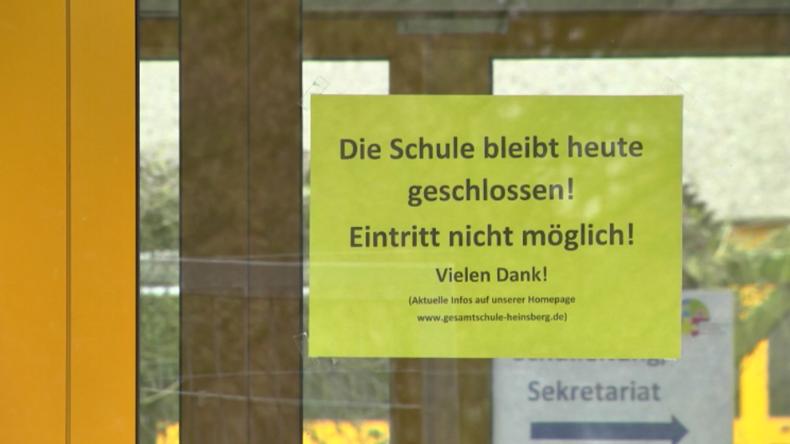 Corona-Ausbruch in Heinsberg: Schulen geschlossen – Massive Hamsterkäufe in Supermärkten