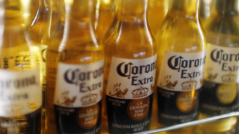 Einmal Corona bitte? – Lieber nicht: Bekannte Biermarke erleidet wegen Virus-Hysterie Gewinneinbußen