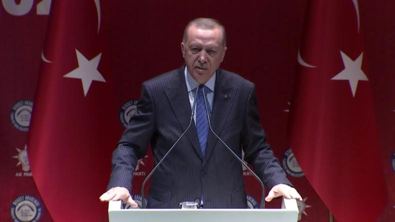 """Erdoğan: """"Die Entwicklungen in Idlib haben sich nun zu unseren Gunsten gewendet"""""""