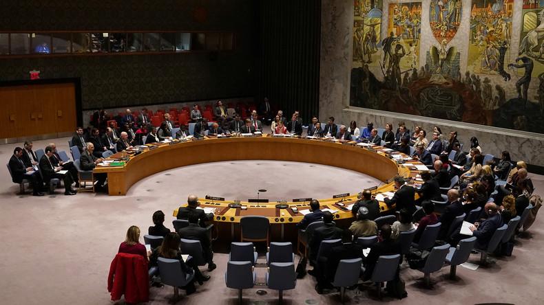 Russlands UN-Botschafter: Syrien hat das Recht, Terrorangriffe auf seinem Territorium zu beantworten
