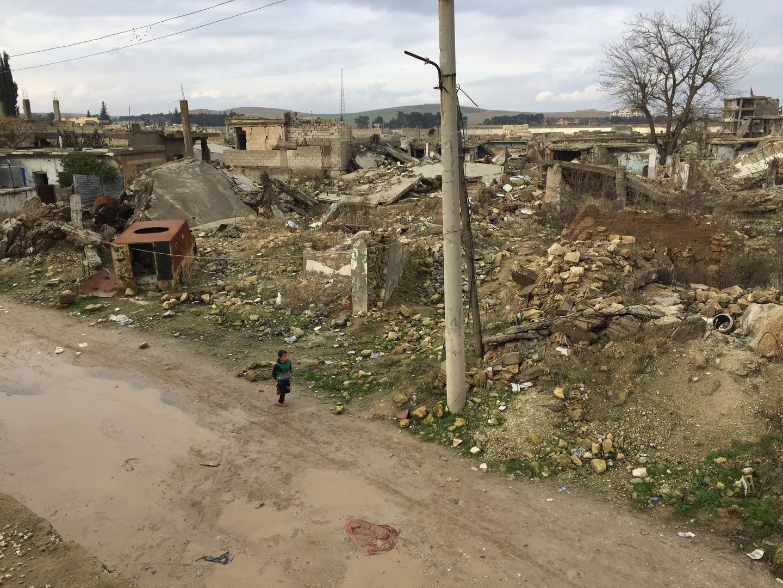 Spurensuche in Syrien 2: Östlich des Euphrat – Kobanê/Ain al-Arab